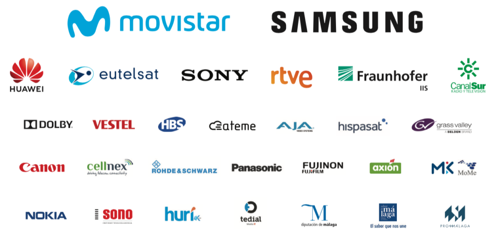 4k HDR Summit - Sponsors
